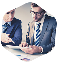 <span>Consultoria especializada</span>, para suportar o crescimento e diferencial competitivo para o negócio